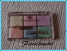 "...Fiorellina84...: Palette ""All about candies"" di Essence"