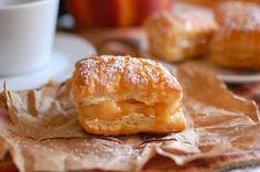 A Sprinkle of This and That: Pumpkin Napoleons