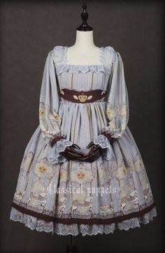 Classical Puppets Royal Carousel *Free domestic shipping* - One Piece - Lace Market: Lolita Fashion Sales
