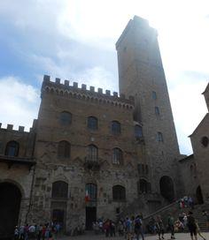 Beautiful Tuscany!!!!!!!!!  San Gimignano, Siena - Italy