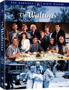"""::The Waltons:: """"Good night John Boy!""""  First episode: September 14, 1972  Final episode: June 4, 1981"""