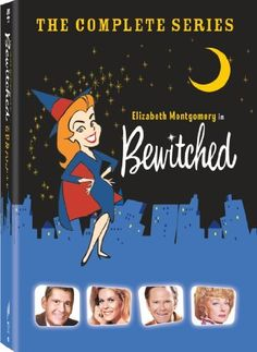 Bewitched: The Complete Series DVD ~