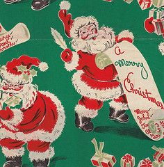 Flickr: The Vintage wrapping paper Pool
