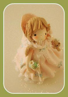 Dolci Bambole : Rosa tenero.