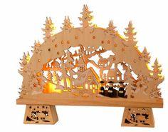 "Star Fensterleuchter "" Deutsche Weihnacht""  Motiv: Kirche/Dorf, 7-flammig, Material: Holz, 35 x 44 cm Vierfarb-Karton, natur 270-20 Star http://www.amazon.de/dp/B00A767CFI/ref=cm_sw_r_pi_dp_aj5pwb09NA0JG"