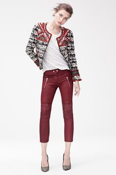 Isabel Marant H&M – Lookbook & Full Collection Photos (Vogue.com UK)