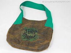 Sewing Tini: Shop local Beuteltasche - Taschenspieler 3