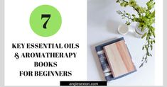 7 Key Essential Oils & Aromatherapy Books for Beginners By Angie Sexton There is so much to learn, know and experience it can be a little intimidating to explore. I know when I first got my Essential Oils kit I didn't open it for a couple of weeks). As you probably know there are soRead more The post 7 Key Essential Oils & Aromatherapy Books for Beginners appeared first on ANGIE SEXTON.