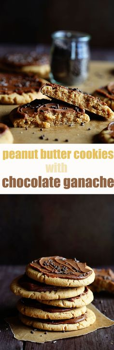 This Peanut Butter Butterscotch Chocolate Ganache will blow your mind!