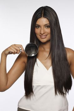 Looking clean and long hair? - visit http://www.trichup.com/ for more information