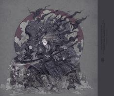 鬼行3 尾隨, w mm on ArtStation at https://www.artstation.com/artwork/G2rmz