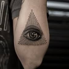 Image result for vintage eye tattoo