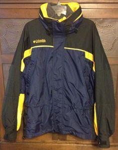 e68066b6e13 Columbia Fire Ridge 3 in 1 Interchangeable Winter Coat Size Large  fashion   clothing