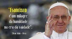 """Blog de Santo Afonso: Do livro do Pe. Geovane Saraiva: """"Francisco é um m..."""
