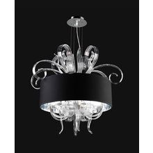 View the PLC Lighting PLC 34147 6 Light Down Lighting Chandelier from the Valeriano Collection at LightingDirect.com.