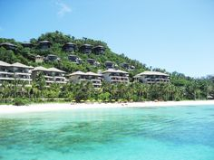 Stayed at Shangri-La's Boracay Resort and Spa | Philippines 2010