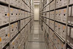 """Archivists care for presidential records in shiny new institutions. """"The Bush Library includes a huge amount of archive materials from George W. Bush's presidency, but such records are only part of the George W. Bush Presidential Center."""""""