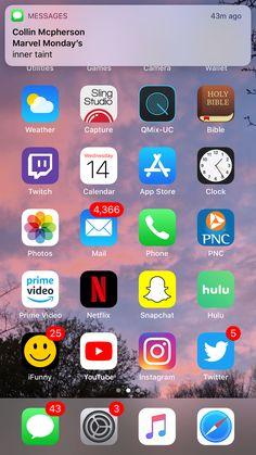 Home screen layout, iphone layout, phone organization, wallpaper app, organ Iphone Home Screen Layout, Iphone App Layout, Calendar App, Wallpaper App, Wallpapers, Phone Organization, Video Games For Kids, Smartphone, Homescreen
