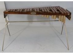 1001: Vintage Deagan Professional 870 Xylophone, : Lot 1001