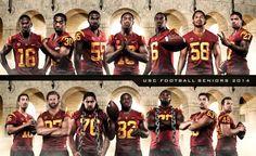 2014 USC Football senior class