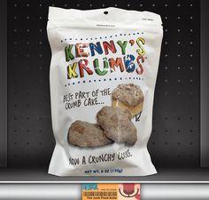 Kenny Krumbs Coffeecake Cookies ...@ Bed, Bath & Beyond