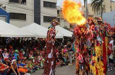 Carnaval Barranquilla, Colombia