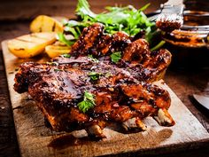A friend of Heat Beads® BBQ Briquettes - Julian Wu - shares his very own Asado Style Beef Ribs recipe. Bbq Pork Spare Ribs, Bbq Beef Ribs, Beef Ribs Recipe, Lamb Ribs, Rib Recipes, Grilling Recipes, Restaurant Barbecue, Asian Ribs, Ribs Seasoning