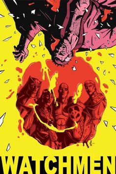 Watchmen Cover Art