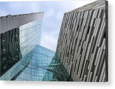 Modern Skyscrapers In Guangzhou, One Of The Major Economic China Cities. Acrylic Print by Denys Siryk Modern Skyscrapers, Thing 1, Acrylic Sheets, Guangzhou, Got Print, Any Images, Your Image, Clear Acrylic, Fine Art America