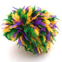 Costume ideas for our Opening Night Event on June 25 at CMSA's Annual Conference & Expo! New Orleans Mardi Gras, Mardi Gras Costumes, Mardi Gras Party, Good Times Roll, Event Ideas, Party Ideas, Wig, Feather, Opening Night