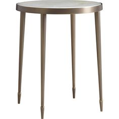 Baker Furniture : Qi Accent Table - 3665 : Barbara Barry : Browse Products