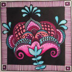 #prismacolor #prismacolormarkers  #zentangle #zentangleart #doodle #doodleart #sketchaday #artjournal #artjournaleveryday #artjournaling #artjournalpage #surfacepattern #makearteveryday #patterndesign #patternplay #printandpattern #pattern #dailyart #art #watercolor #watercolormarkers #watercolorart #mixedmedia #mandala #mandalaart