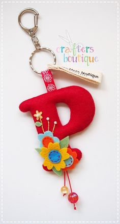 Crafters Boutique: keychains