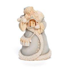 Enesco Foundations Gift Santa with Nativity