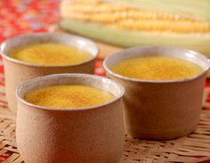 Que tal o bom e velho curau de milho? Veja aqui uma receita sem lactose: http://corpoacorpo.uol.com.br/dieta/receitas-light/curau-sem-lactose/2332