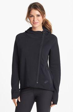 tech cape jacket