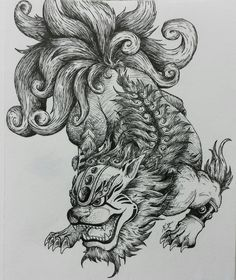 Foo dog http://ift.tt/29Ljljv More Pins Like This At FOSTERGINGER @ Pinterest