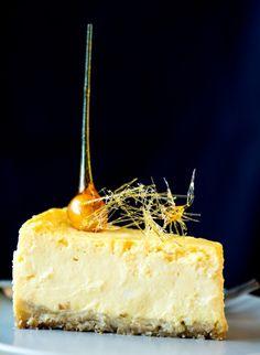 Mango Cheesecake ... The Great British Baking Show