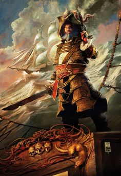 Pirates: #Pirate.