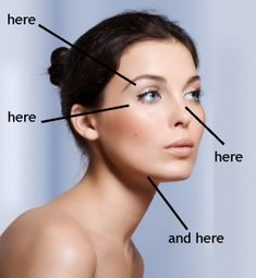 Guide: where to highlight to your makeup NIKKI this site is pretty informative about wedding day makeup. Beauty Tips For Teens, Beauty Tips For Face, Beauty Secrets, Beauty Hacks, Beauty Ideas, Beauty Stuff, Makeup Tips, Beauty Makeup, Hair Makeup