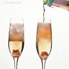 Champagne Cocktail 4 by kitchenriffs, via Flickr