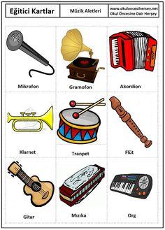 Learn Turkish, Turkish Language, Aba, Kids Learning, Preschool, Cards, Cattle, Kid Garden, Kindergarten