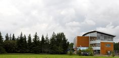 Academic Research Centre, Athabasca University....I have the opportunity to spend some time here!