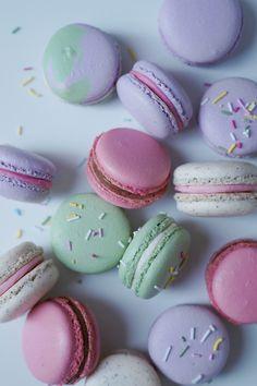 Macarons — Elle Jane