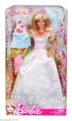 d0342098ea68 images Barbie Fairy, Royal Brides, Bride Dolls, Mattel Barbie, Toys For  Girls