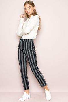 Brandy ♥ Melville | Tilden Pants - Pants - Bottoms - Clothing