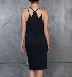 Tamarind - Humanoid Slimmerd Ink Dress