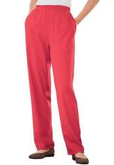 0158075e95a Plus Size Pants and Khakis for Women
