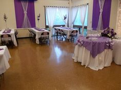 A different view of the reception hall (10/11/14)