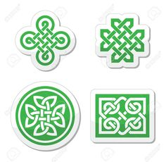 Buy Celtic Knots Patterns - Vector by RedKoala on GraphicRiver. Set od traditional Celtic symbols, knots, braids as labels FEATURES: Vector Shapes All groups have names All ele. Celtic Braid, Celtic Knot Tattoo, Celtic Knots, Celtic Tribal, Celtic Art, Lake House Signs, Celtic Symbols, Vector Shapes, Symbol Logo